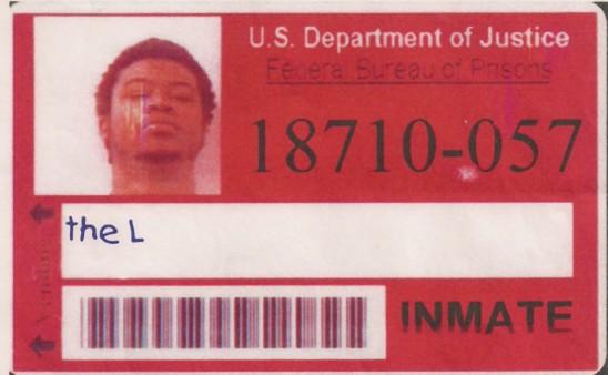 Prison ID redux