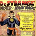 My Dr. Strange Review